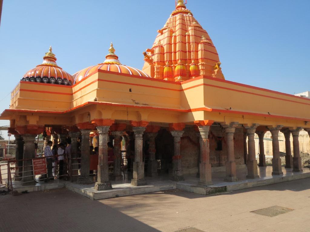 Moreshwar-Morgaon-temple