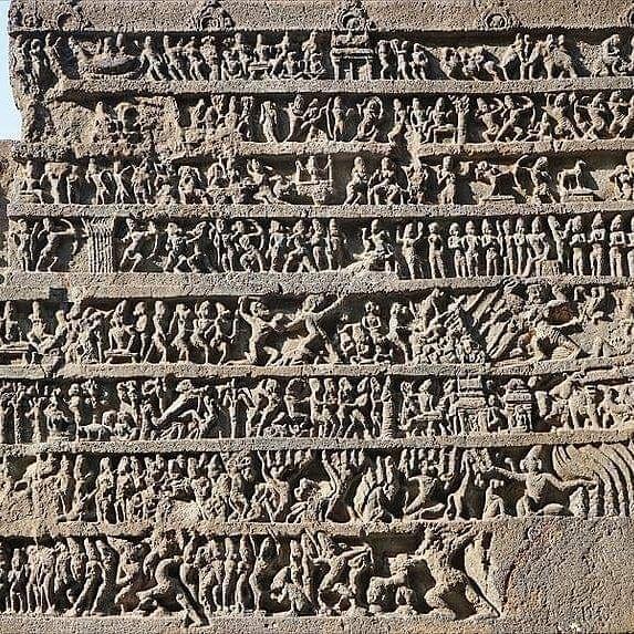 RAMAYANA AROUND THE WORLD1: Ayung River, Indonesia 2: Angkor Wat, Cambodia 3: ...