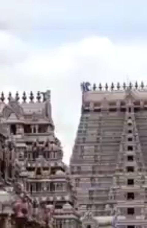 Brilliant restoration work of Sri Ranganatha Swamy temple begun in 2014 and comp...