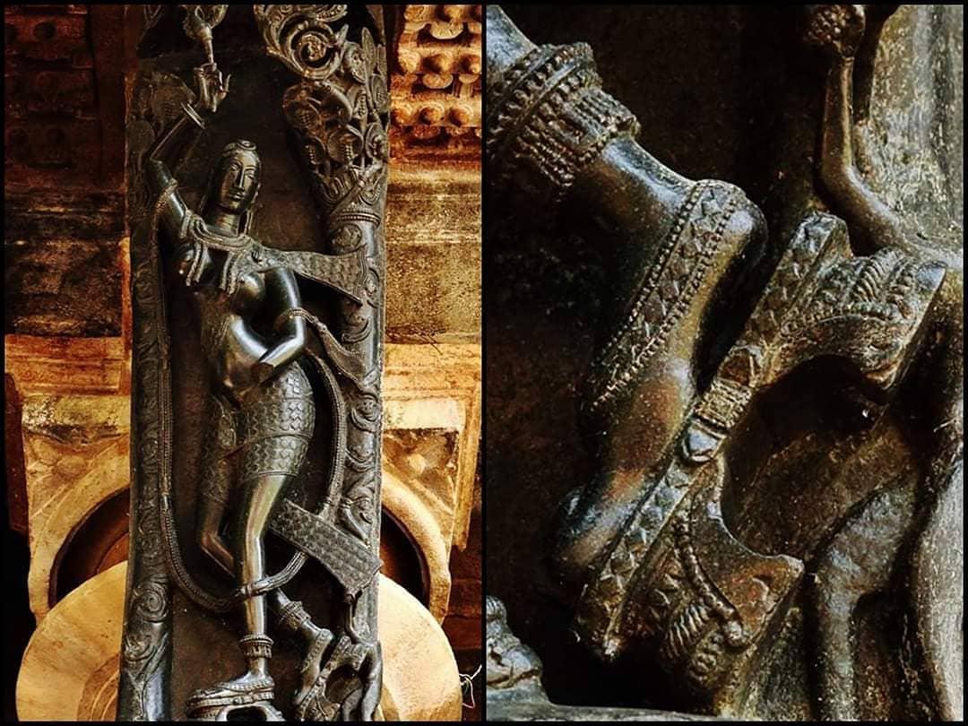 MADANIKAS • Also known as alasa kanyas.Here is the sculpture of DalaMalika: we...