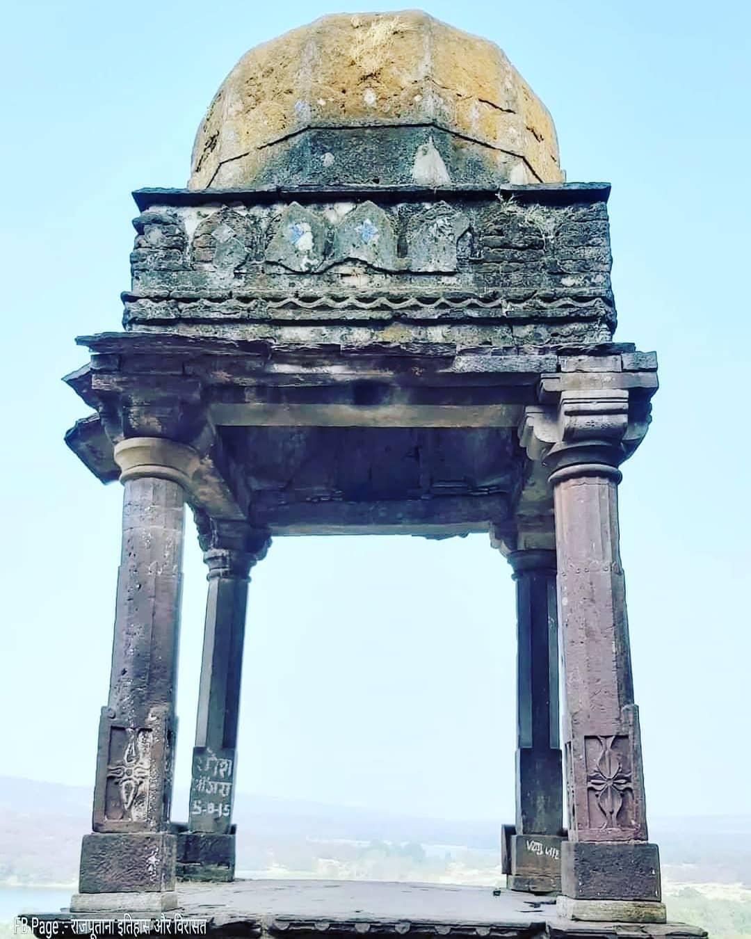 Ranthambhor Durg, Jaipur Rajasthan! . . . . #lost #temple #temples #losttemple ...