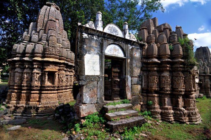 Rudra Mahalaya Temple