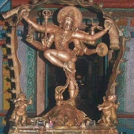 Vazhuvur Gajasamhara Murthy.Near Mayiladuthurai. T.N.#lost #temple #temple #lo...