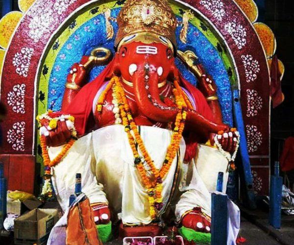 Mahaganpati / Dholya Ganpati